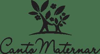 Canto Maternar - Logo Preta